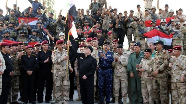 Mosul vuelve a Irak