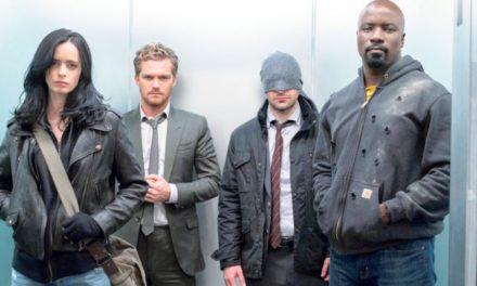 """Nuevo grupo de héroes en pantalla: """"The Defenders"""""""