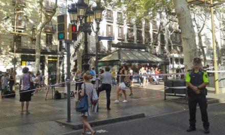 El terrorismo sacude Barcelona