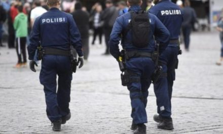 El terror continuó en Finlandia