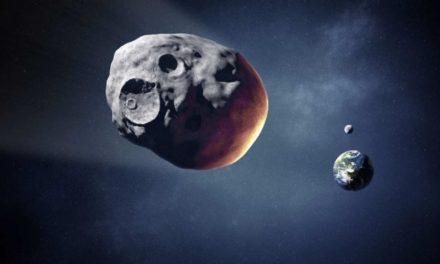 El asteroide Florence, cerca de la Tierra