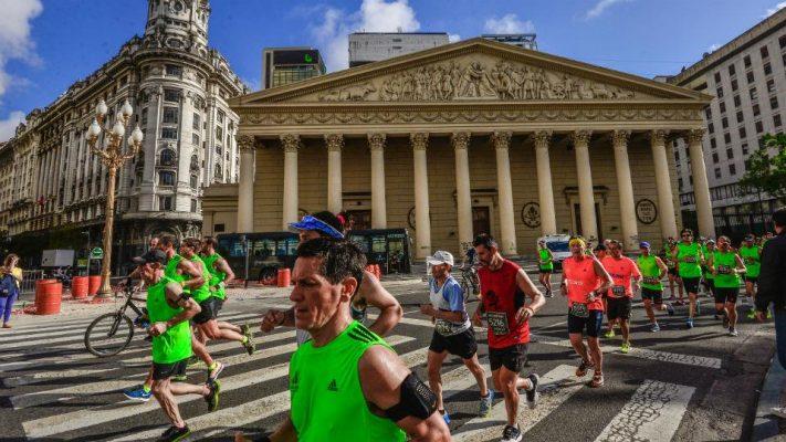Running: calendario hasta fin de año