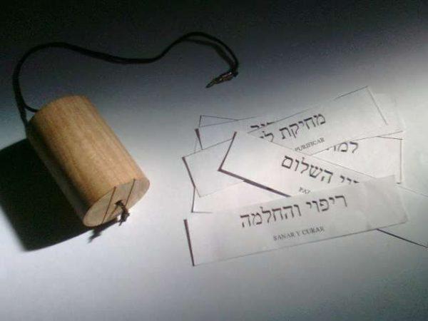 Alejandra Mitnik y el péndulo hebreo