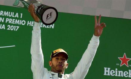 Hamilton lidera en casa de Ferrari
