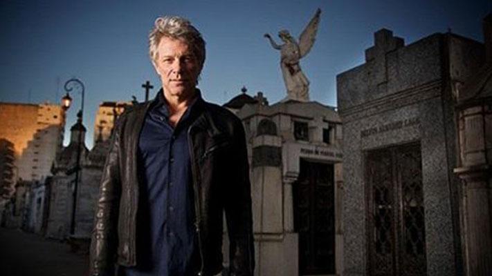 El paso de Bon Jovi por Argentina