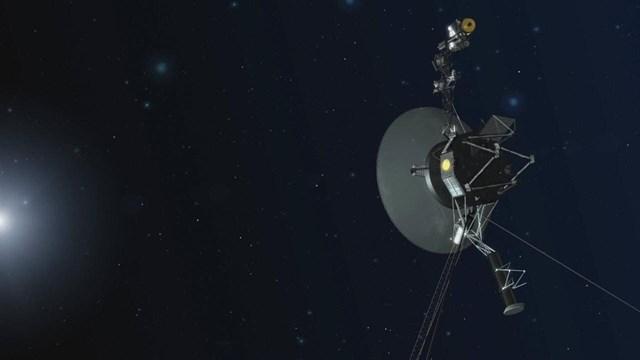 Las sondas Voyager cumplen 40 años