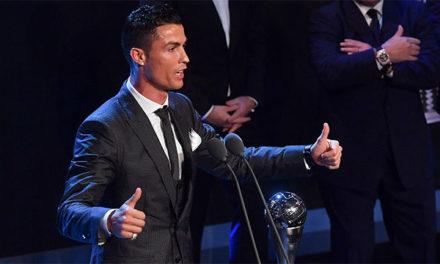 The Best, los mejores para FIFA