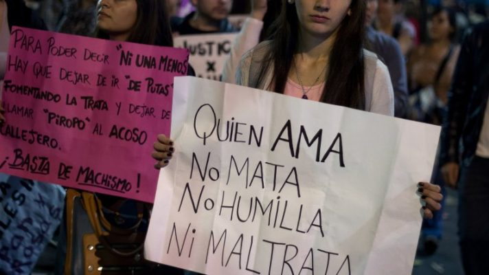 Alarmantes datos de femicidios en Argentina