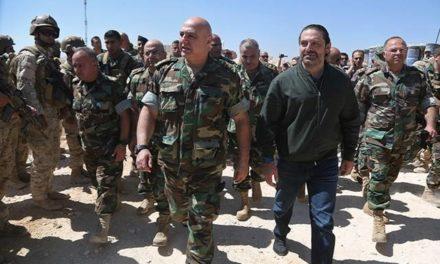 Alerta roja para ejército libanés