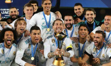 Real Madrid, el más grande del mundo