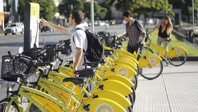 Bicicletas privadas