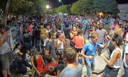Carnavales en Guaminí