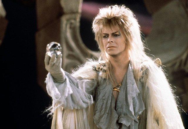 David Bowie y su paso por el cine