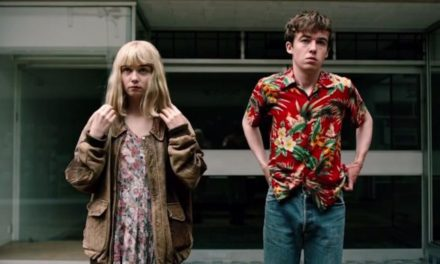 """The end of the F***ing world"", la comedia negra que brilla"