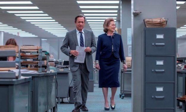 «The Post»: la fórmula Spielberg
