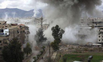 Vuelven los bombardeos
