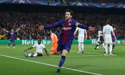Camino a la final de Champions League