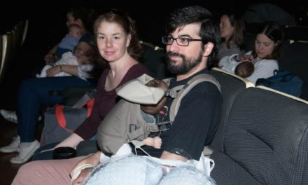 Experiencia Cinemamá: cine con tu bebé