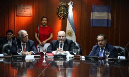 """""""El juicio a las juntas terminó con los golpes de Estado"""""""