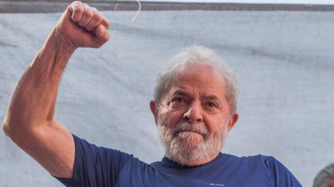 La resignación de Lula