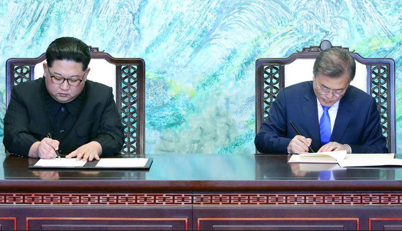 Hacia la paz coreana
