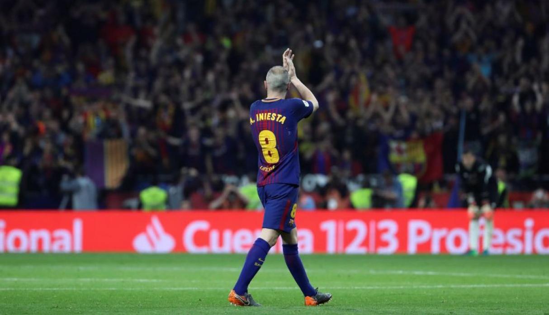 Barcelona pierde a un crack