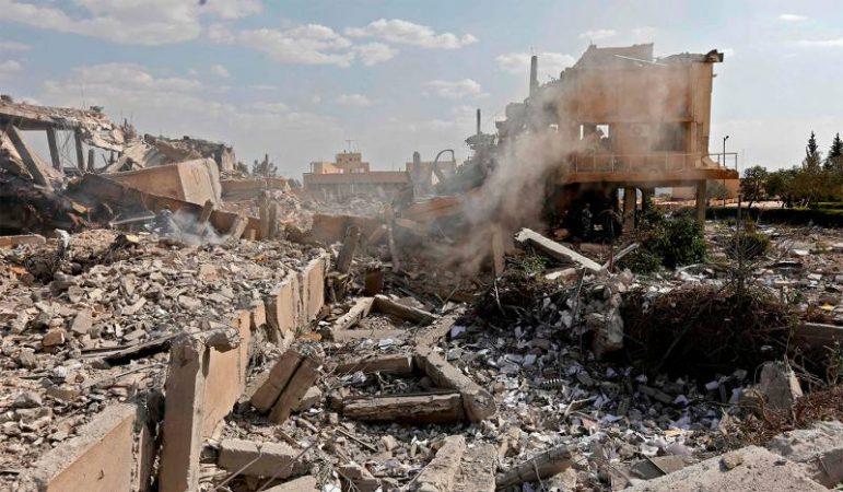 El plan Siria