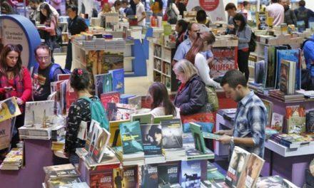 Comenzó la Feria del Libro