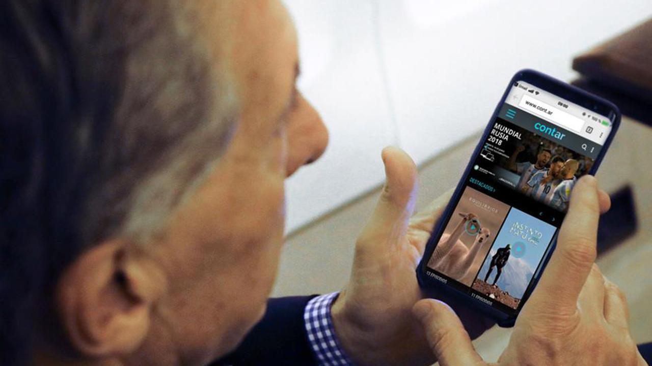 Contenidos y todo el Mundial en tu celular