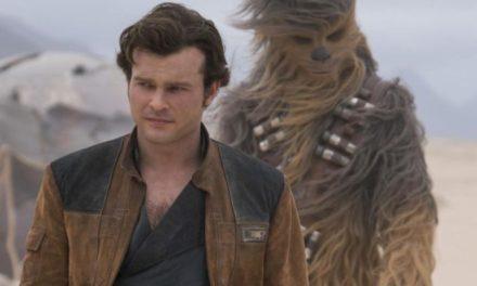 """""""Solo"""", nueva aventura de Star Wars"""
