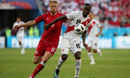 Todo de Perú… menos el gol
