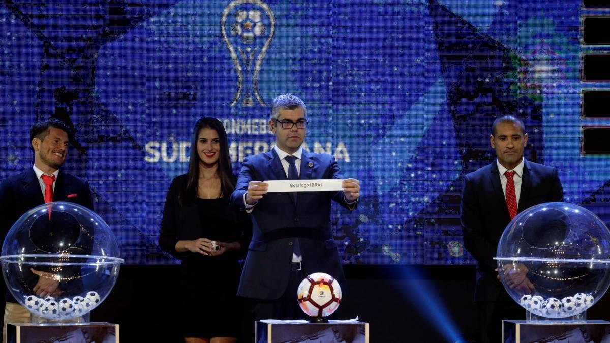 Segunda Fase de Copa Sudamericana