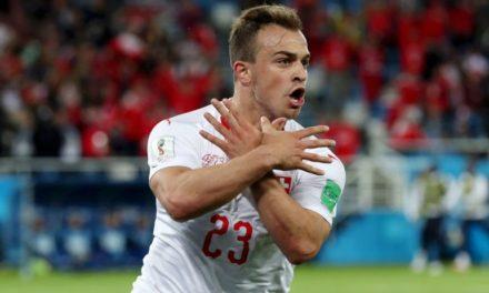 El reloj jugó para Suiza