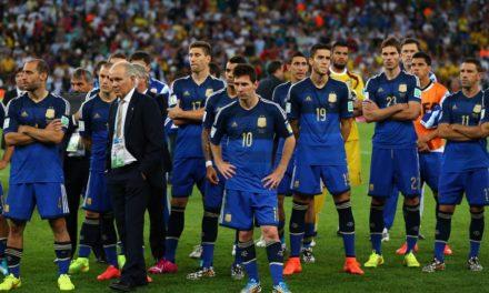 La Argentina Mundial (2002-2018)