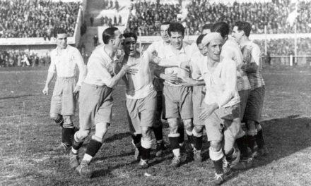 La Argentina Mundial (1930-1950)