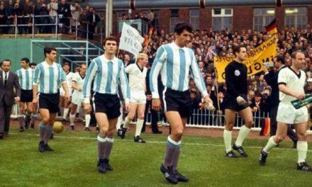 La Argentina Mundial (1954-1966)