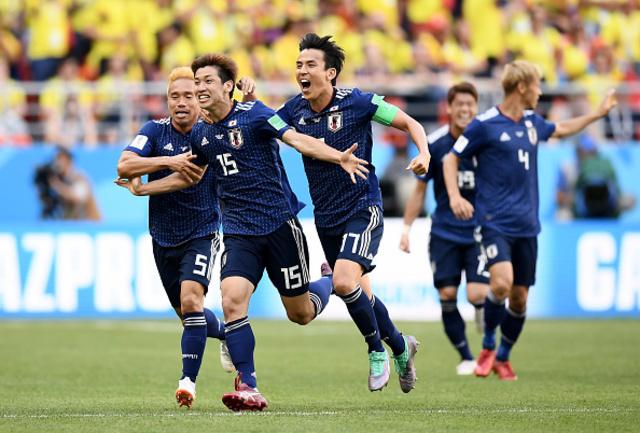 Japón se animó