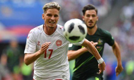 Dinamarca afianza su paso