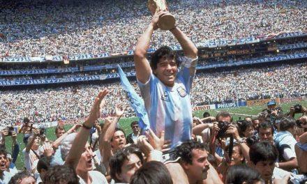 La Argentina Mundial (1986-1998)