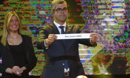 Copa Libertadores: octavos de final