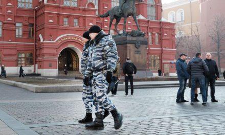 La seguridad en Rusia