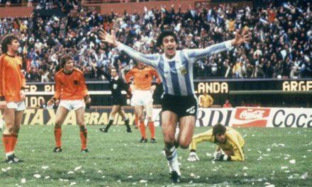 La Argentina Mundial (1970-1982)