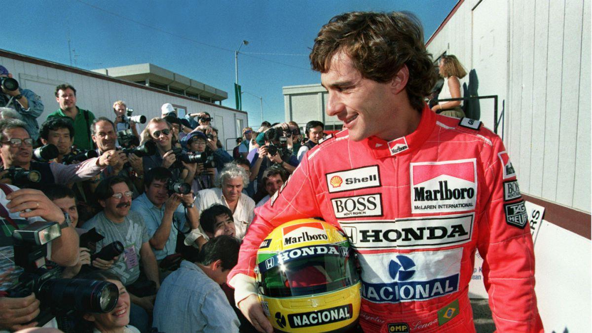 Simplemente Senna