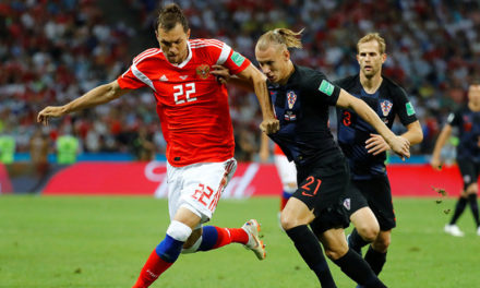 Croacia semifinalista