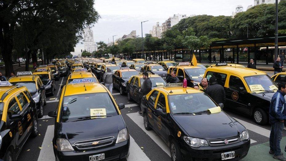Ley para Uber