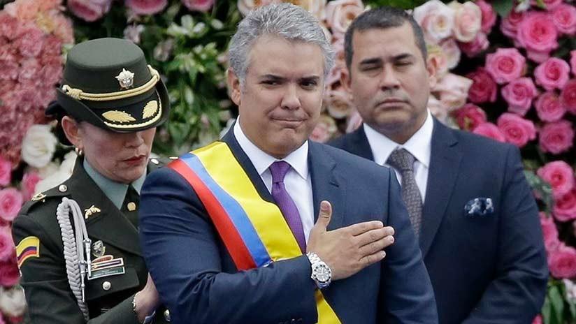 Colombia: comienza la era Duque
