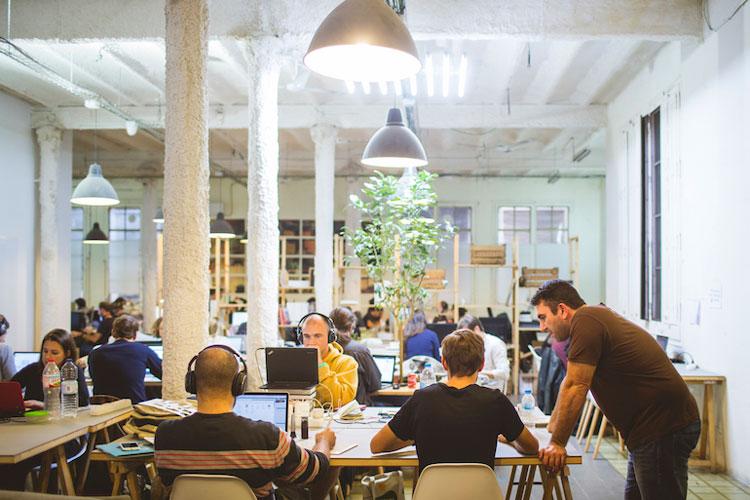 El boom de los espacios de coworking