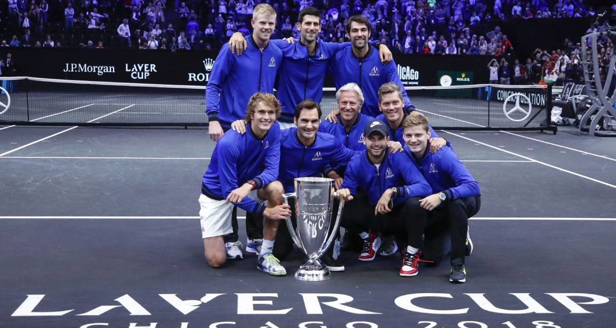 Europa lidera el tenis mundial