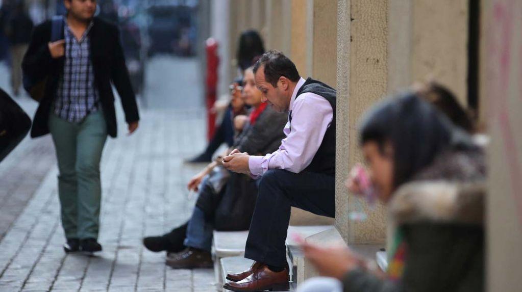 Crece la desocupación