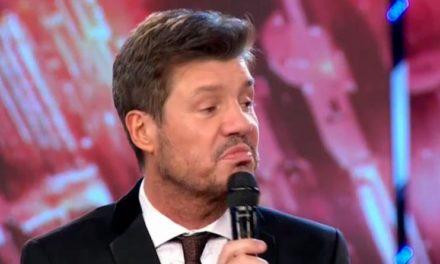 """Fuera Tinelli y """"Showmatch"""" de Uruguay"""